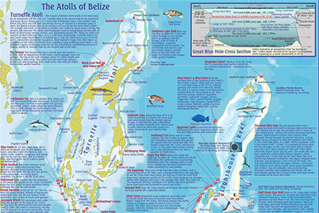 Where Is Belize Belize Travel Blog - Belize map