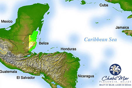 Central America with Belize