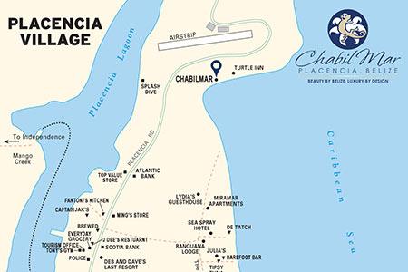 placencia-village-map