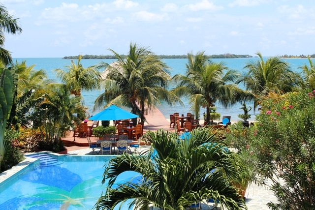 16 Verandah View Chabil Mar Resort Belize