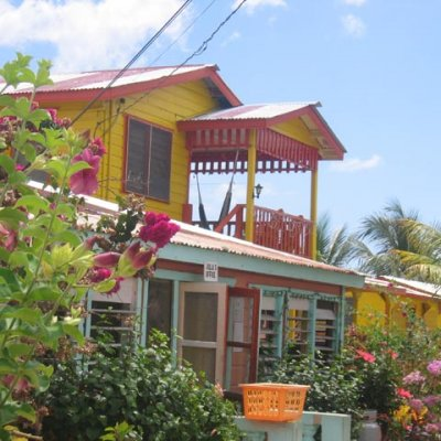 Main Street - Placencia Village