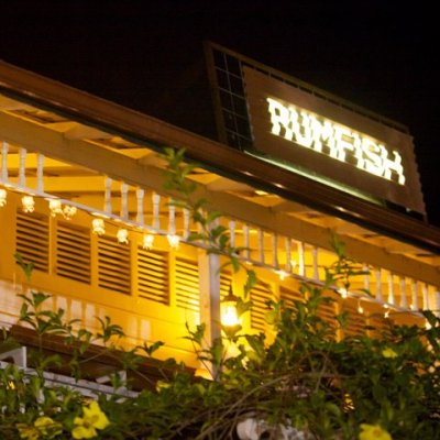 Rumfish y Vino - A Placencia Village Restaurant