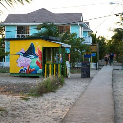 Guinness Book of World Records - Placencia Village