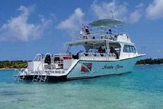 Avadon Dive Boat