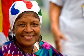 Belizean Woman