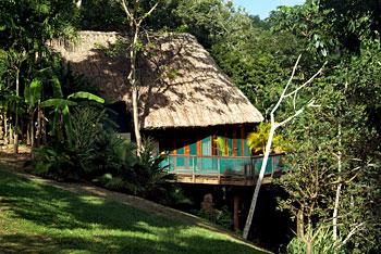 Honeymoon Suite Chaa Creek