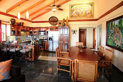 Chabil Mar Belize Resort Lux Villa 20 Living Area