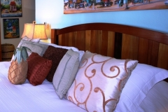 Local Belize Art Blends with Modern Comforts and Amenitites