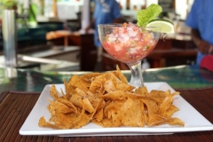 A Belize Appetizer Favorite - Ceviche - Conch, Fish, Lobster