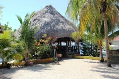 Yoli's Caribbean Restaurant and Bar - Great Sunsets in Belize